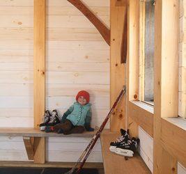 Civic Project: Lancaster Warming Hut