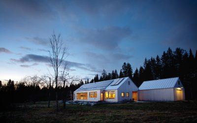 Lancaster Low Energy: Built to Passive House Standard